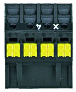 751004 PNOZ s Set spring loaded terminals 751004