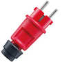 ABL 1519140 SCHUKOultra Home Stecker IP44 16A 250V rot